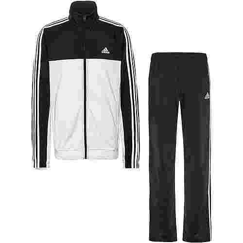 adidas Trainingsanzug Herren white-black