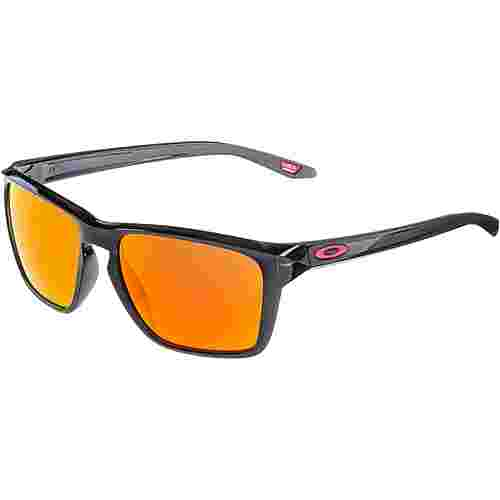 Oakley Sylas Sonnenbrille black ink with prizm ruby polarized