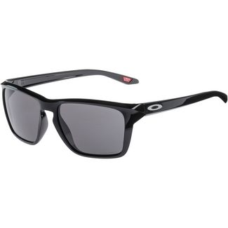 Oakley Sylas Sonnenbrille polished black with prizm grey