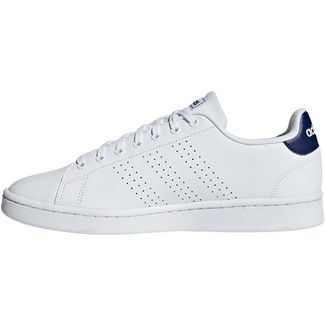 adidas Advantage Sneaker ftwr white-ftwr white-dark blue