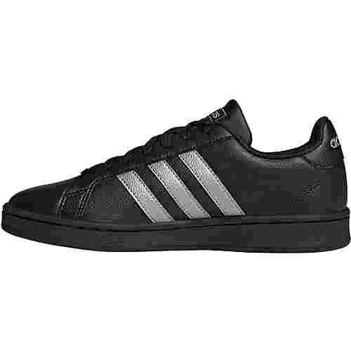 adidas Grand Court Sneaker Damen core black