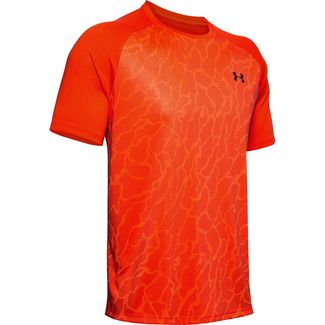 Under Armour Tech 2.0 Funktionsshirt Herren ultra orange