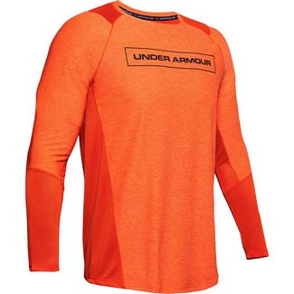Under Armour MK1 Funktionsshirt Herren ultra orange