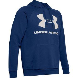 Under Armour Rival Hoodie Herren american blue