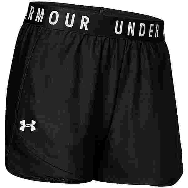 Under Armour Play Up 3.0 Funktionsshorts Damen black