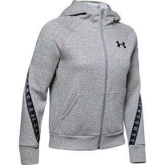 Under Armour Sweatjacke Damen gray