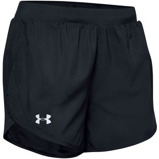Under Armour Fly By 2.0 Laufhose Damen black