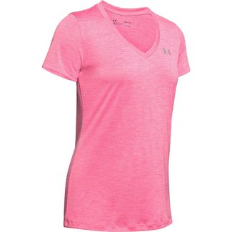 Under Armour Funktionsshirt Damen pink