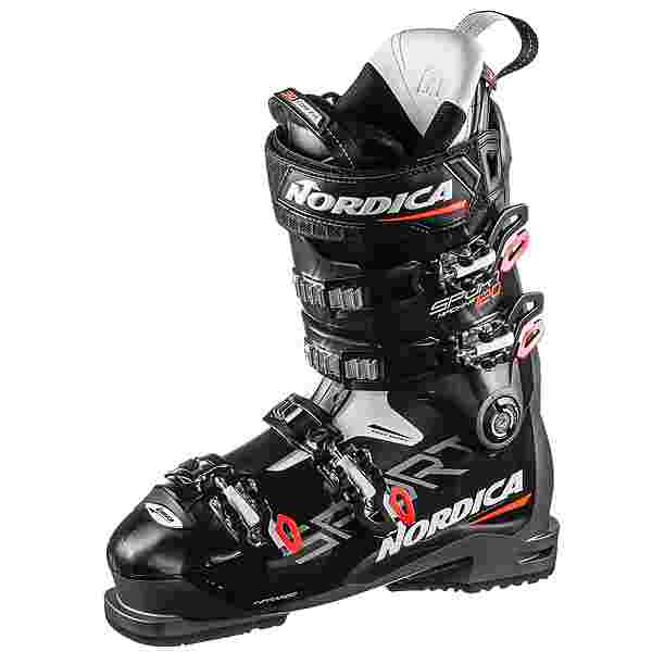 Nordica SPORTMACHINE 120 Skischuhe Herren black-anthracite-red