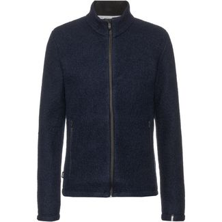 COLMAR Fully Fleecejacke Herren blue black