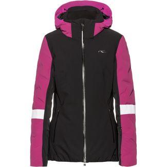 KJUS Formula Skijacke Damen black-fruity pink