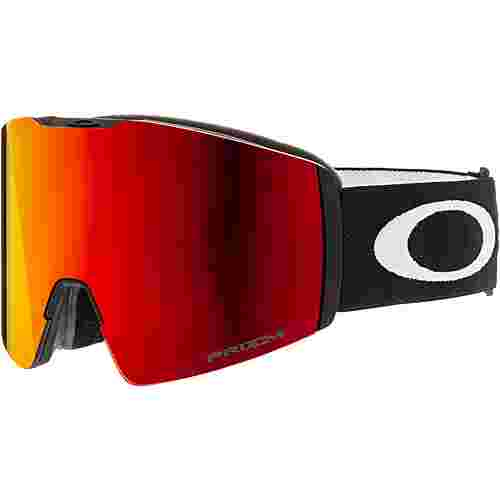 Oakley Fall Line XL Prizm Torch Iridium Skibrille black