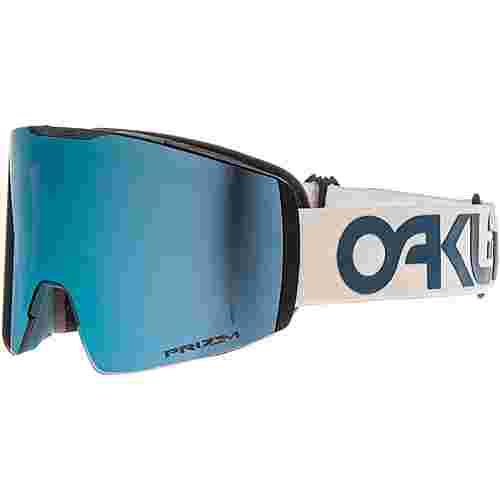 Oakley Fall Line XM Prizm Sapphire Iridium Skibrille blue