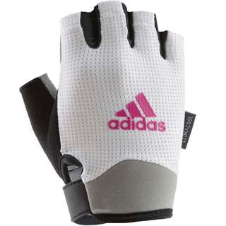 adidas Fitnesshandschuhe Damen weiß