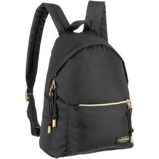 EASTPAK Rucksack Orbit Sleek'r Daypack goldout black-gold