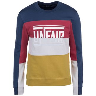 Unfair Athletics No Limit Crewneck Colour Mix Sweatshirt Herren bunt