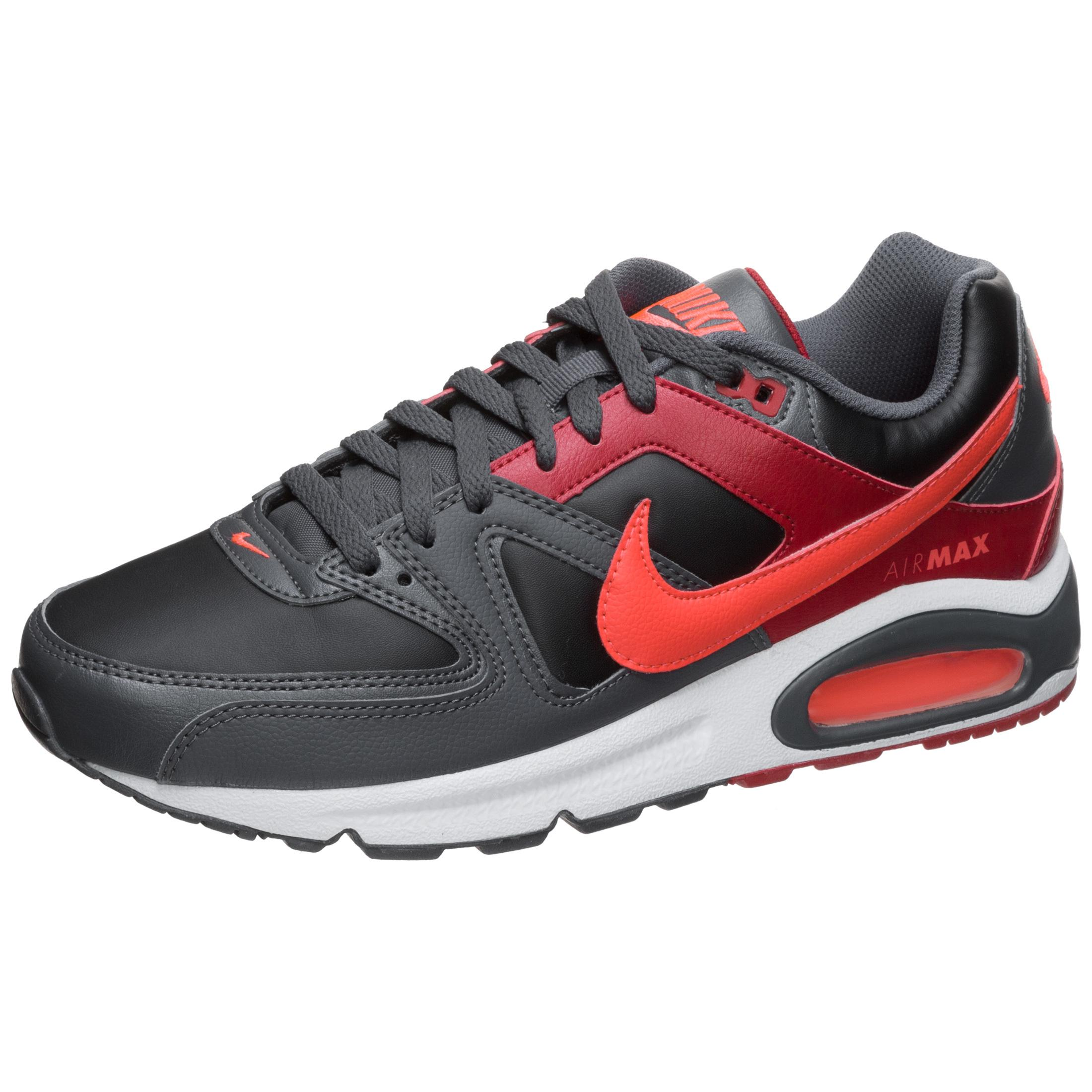 nike air max command rot schwarz
