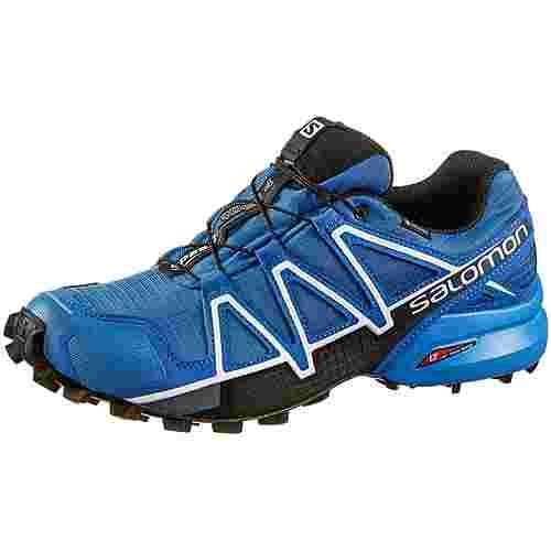 Salomon GTX® SPEEDCROSS 4 Trailrunning Schuhe Herren sky diver/indigo