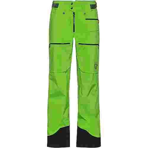 Norrøna GORE-TEX® Lofoten Skihose Herren bamboo green