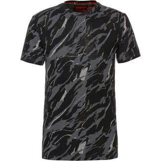 Superdry Rookie T-Shirt Herren grey camo