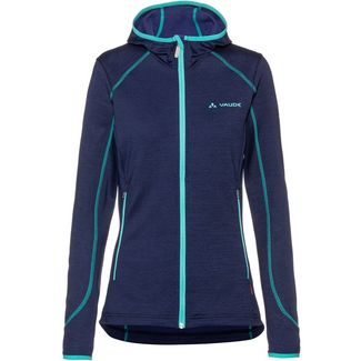 VAUDE Sikuti Fleecejacke Damen eclipse