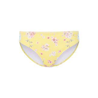 sunseeker Bikini Hose Damen gelb-bedruckt