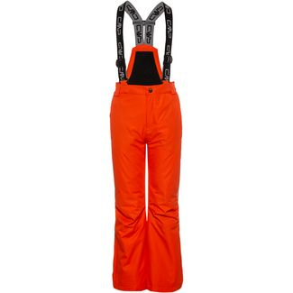 CMP Salopette Regenhose Kinder red orange