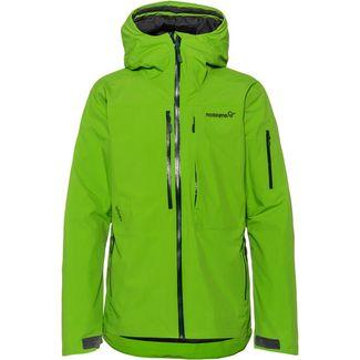 Norrøna Lofoten Skijacke Herren bamboo green