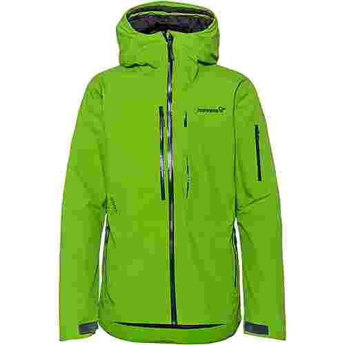 Norrøna GORE-TEX® Lofoten Skijacke Herren bamboo green