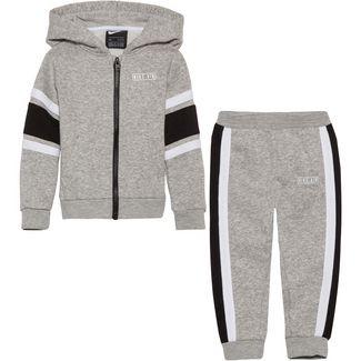 Nike Air Trainingsanzug Kinder grey-heather
