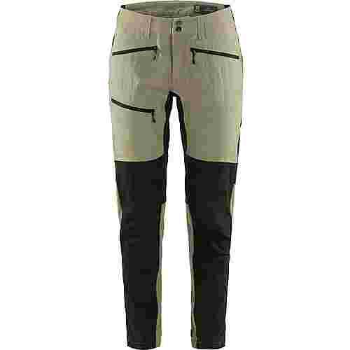 Haglöfs Rugged Flex Pant Trekkinghose Damen Lichen/True Black