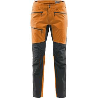 Haglöfs Rugged Flex Pant Trekkinghose Herren Desert Yellow/True Black