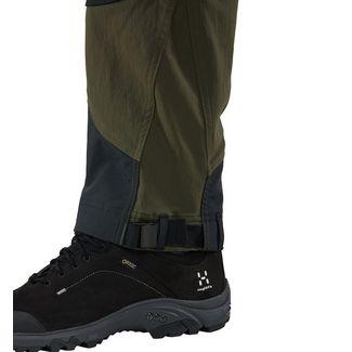 Haglöfs Rugged Mountain Pant Trekkinghose Herren Deep Woods/True Black