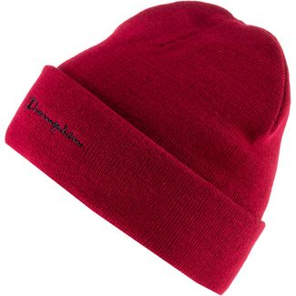 CHAMPION Beanie biking red