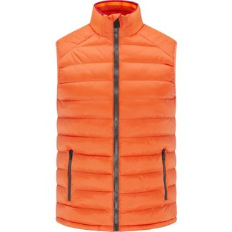 Petrol Industries Outdoorweste Herren Orange