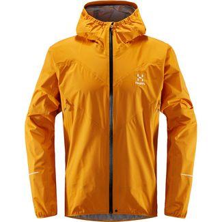 Haglöfs GORE-TEX® L.I.M Comp Jacket Hardshelljacke Herren Desert Yellow