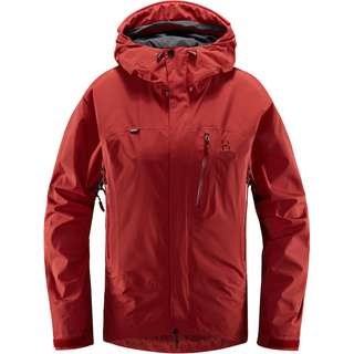 Haglöfs GORE-TEX® Astral Jacket Hardshelljacke Damen Brick Red