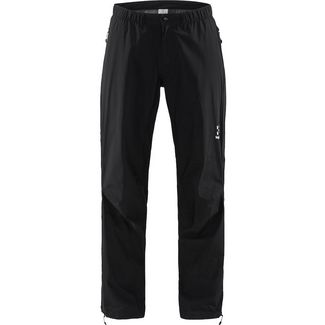 Haglöfs L.I.M Pant Funktionshose Damen True Black Long