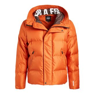 Khujo RUBEUS Steppjacke Herren orange