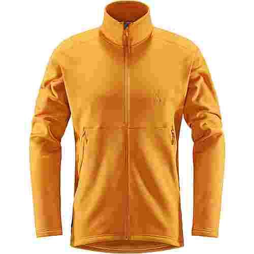 Haglöfs Bungy Jacket Fleecejacke Herren Desert Yellow