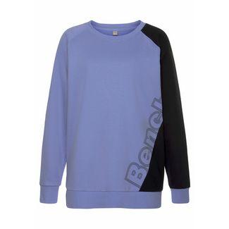 Bench Sweatshirt Damen blau