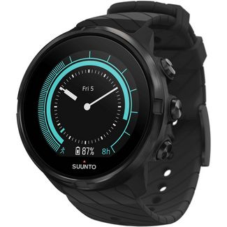 Suunto 9 All black Multifunktionsuhr black
