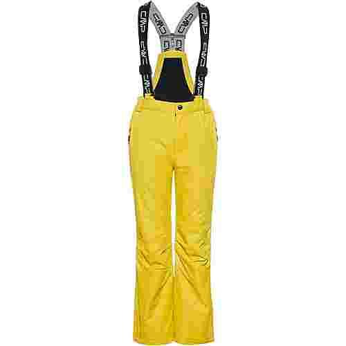 CMP Salopette Skihose Kinder yellow