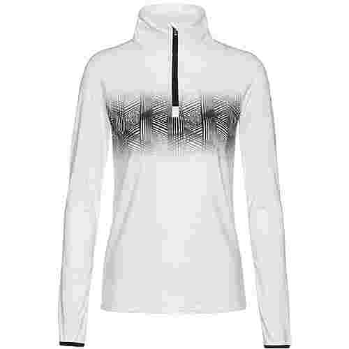 ICEPEAK Fine Funktionsshirt Damen optic white