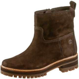 TIMBERLAND Courmayeur Valley Stiefel Damen dark brown nubuck