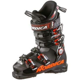 Nordica PRO MACHINE J 90 Skischuhe Kinder black-red