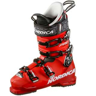 Nordica PRO MACHINE 120 Skischuhe Herren black-white