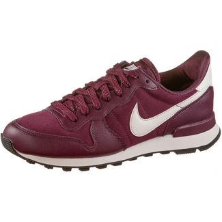 Nike Internationalist Sneaker Damen night maroon-phantom-black