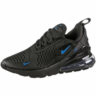 Nike NIKE AIR MAX 270 Sneaker Kinder black-imperial blue-dark grey