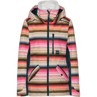 Billabong Snowboardjacke Damen multi